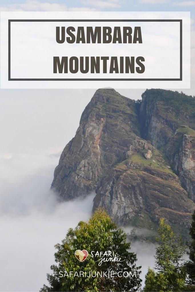 Hiking in Usambara Mountains