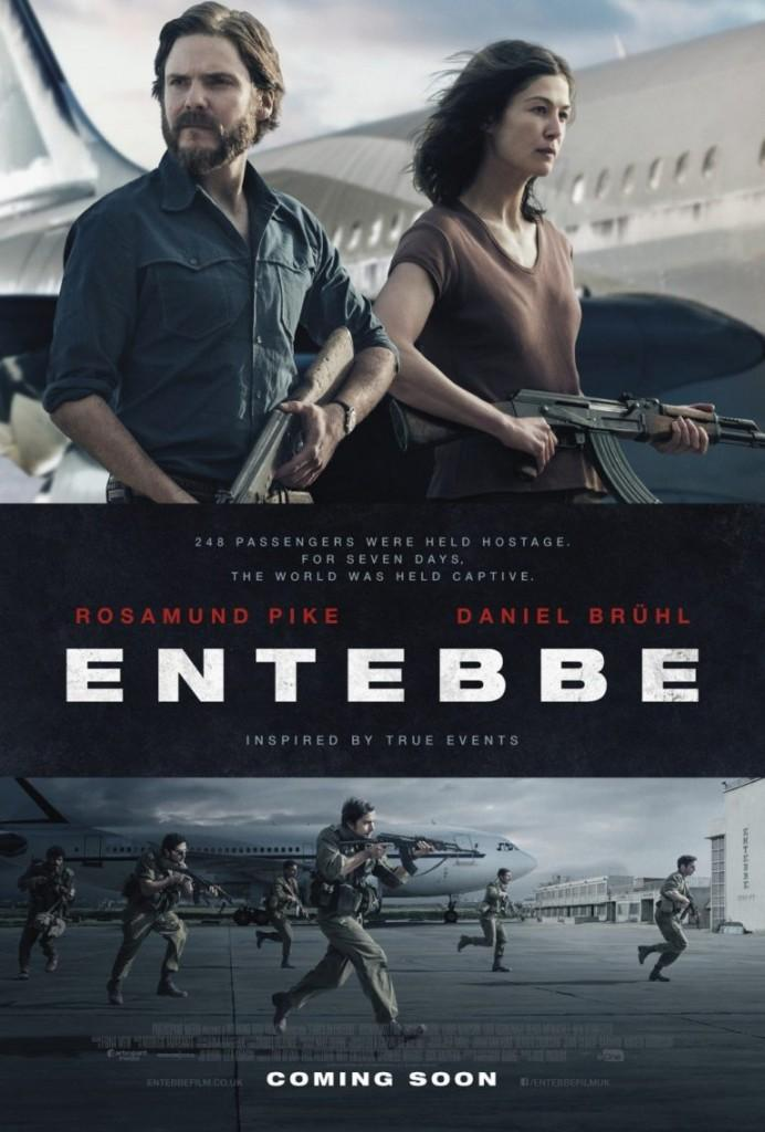 Top Movies set in Africa - 7 Days in Entebbe