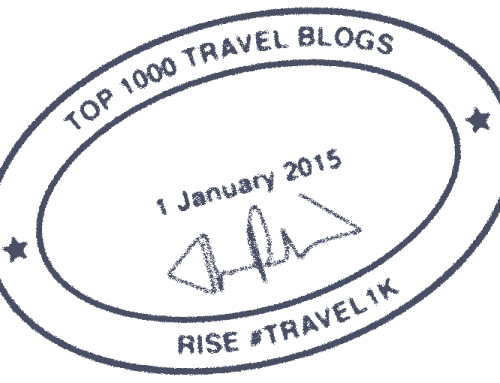 Safari Junkie Among Top Travel Blogs