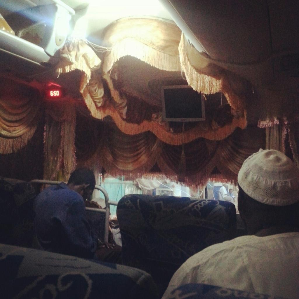 bus in sudan khartum to atbara solo travel
