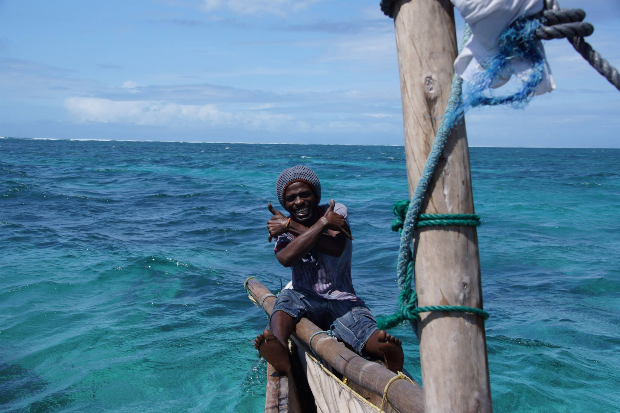 cheap Snorkelling in the South East Coast of Zanzibar