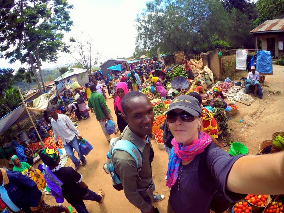 hike usambara mountains with local guide