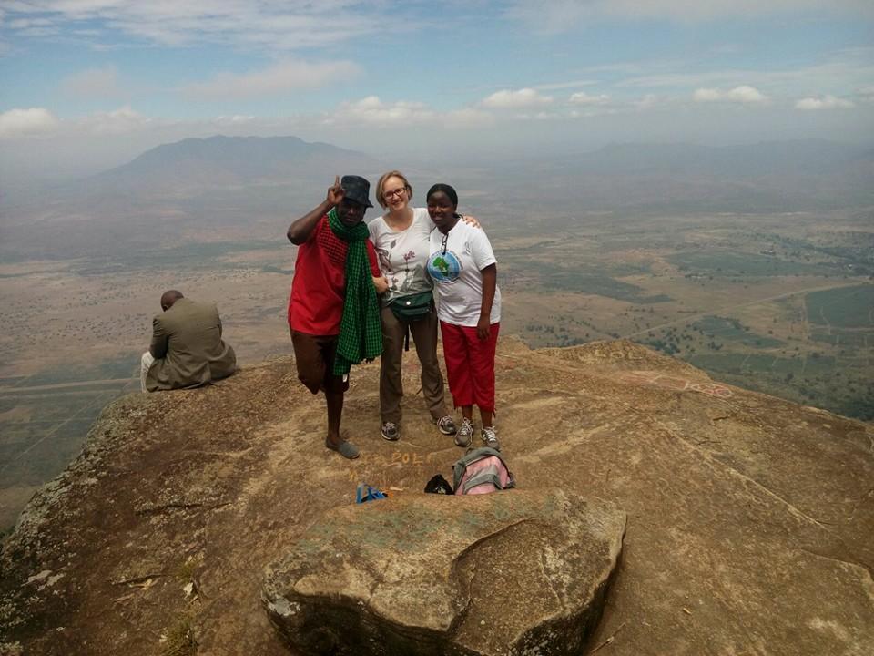 hikes in usambara to irente viewpoint tanzania