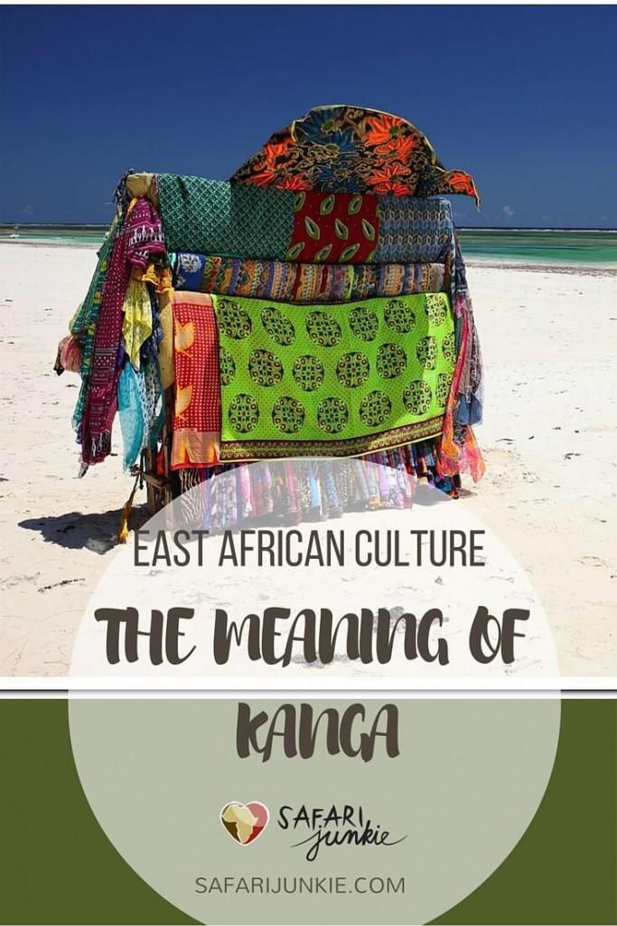 meaning of kanga