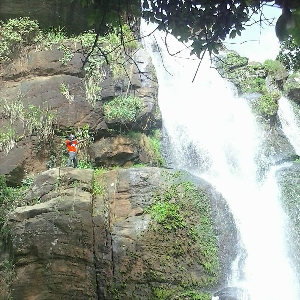 mkuzi waterfalls hike from lushoto with a local guide usambara mountains