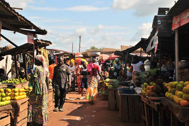 things to do in Tamale Ghana - 24 hours in Tamale go on market