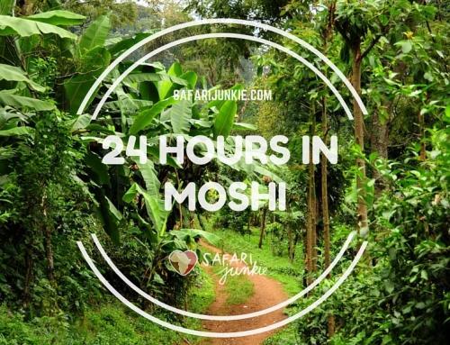 24 Hours in Moshi Tanzania