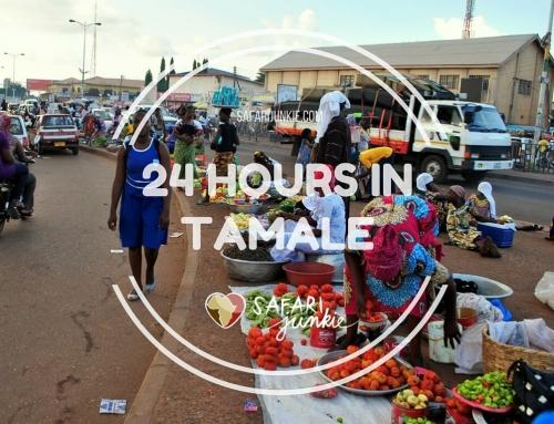 24 Hours in Tamale Ghana