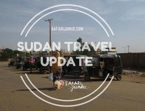 Backpacking and Travel in Sudan