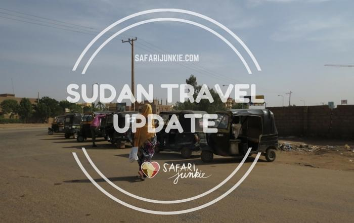 Backpacking and Travel in Sudan - Update travel information 2015 2016