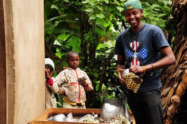 what to buy in Tanzania organic coffee from Moshi