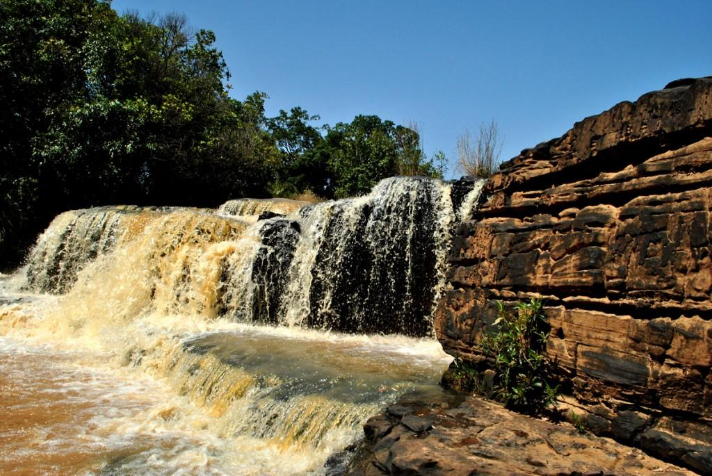 Karfiguela Waterfalls Guide Burkina Faso