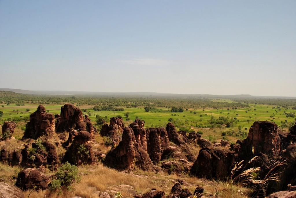 Trips from Banfora Burkina Faso Sindou Peaks