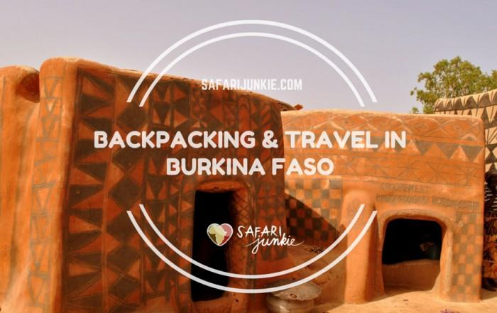 backpacking and travel in burkina faso