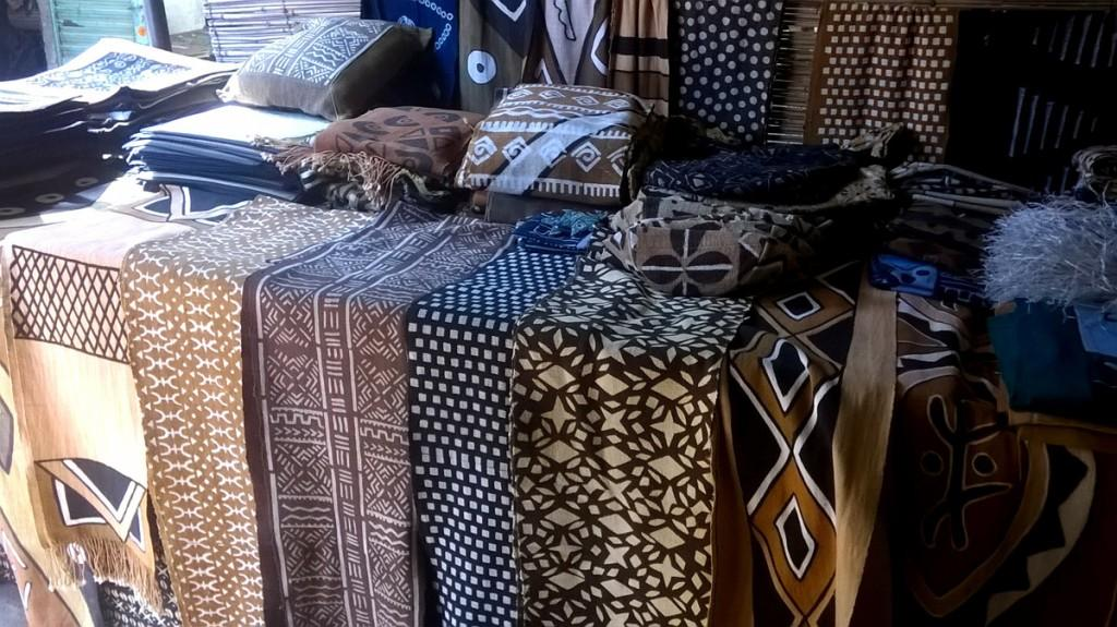 backpacking and travel in burkina faso guide Shopping in Ouagadougou