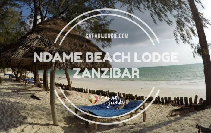 best places on zanzibar ndame beach lodge paje