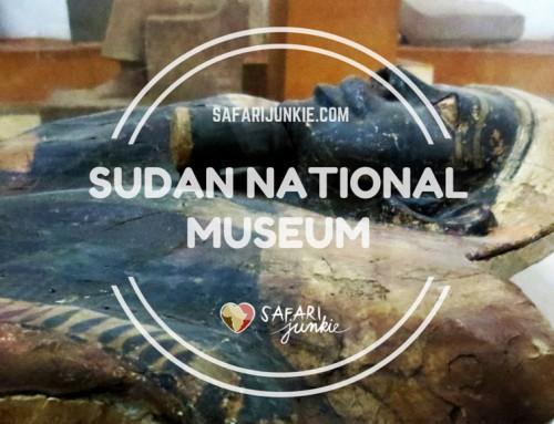 Sudan National Museum Guide