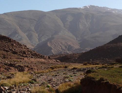 Trek Through Tighza Valley in Atlas Mountains Morocco