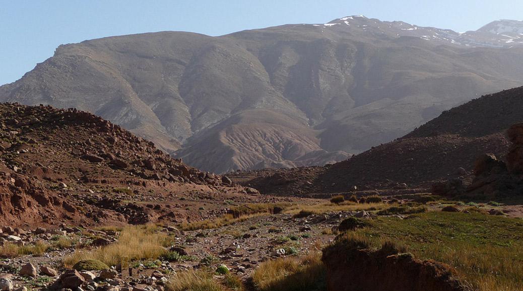 Trek Through Tighza Valley in Atlas Mountains Morocco