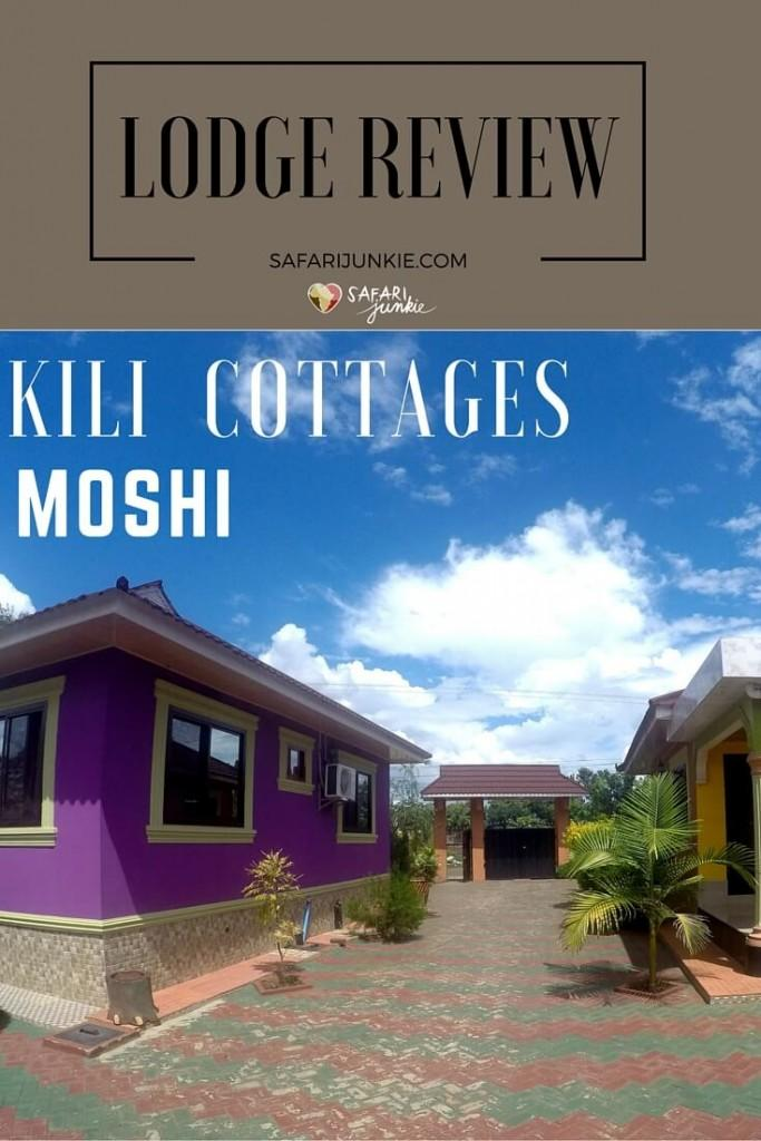 best place to sleep in moshi kili cottages review