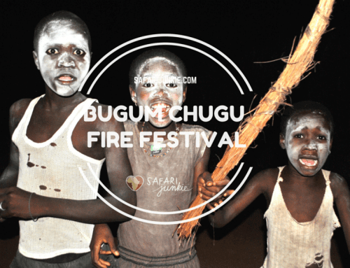 Bugum Chugu Fire Festival in Northern Ghana
