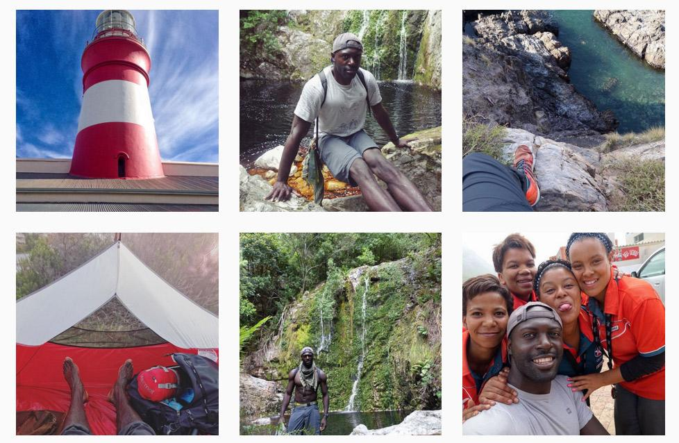 instagram africa overland walking