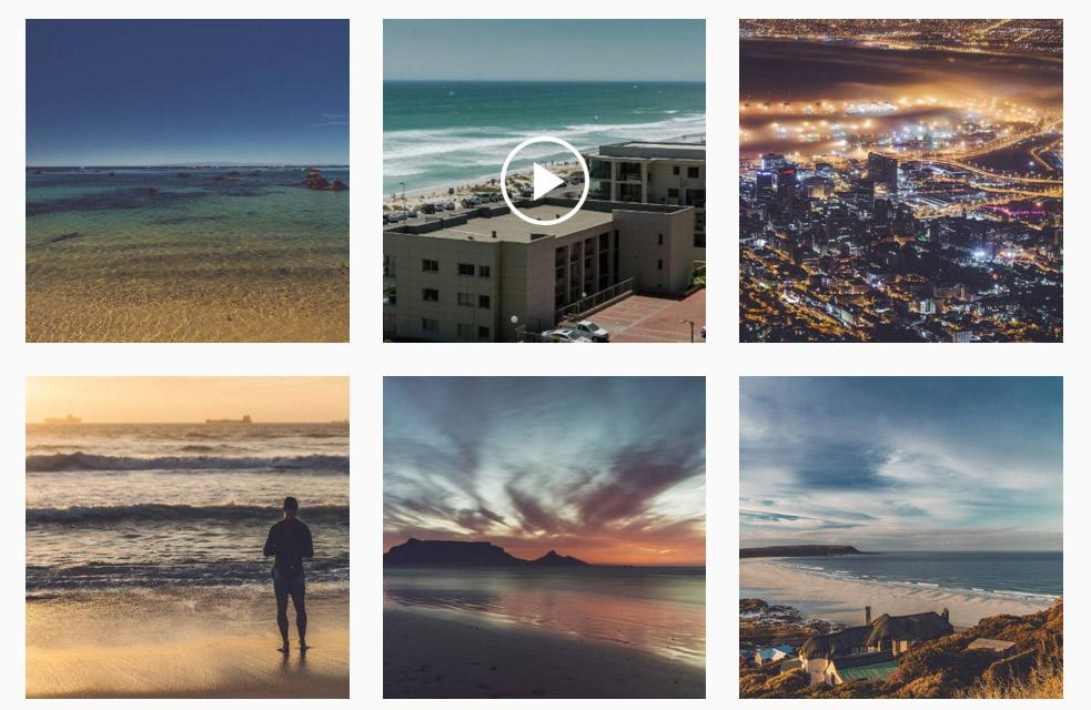 instagram cape town photos africa