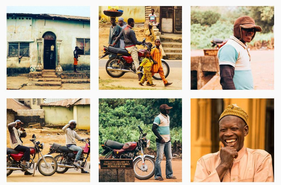 Instagram accounts capturing Everyday Africa nigeria