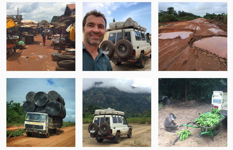 instagram overland africa photos