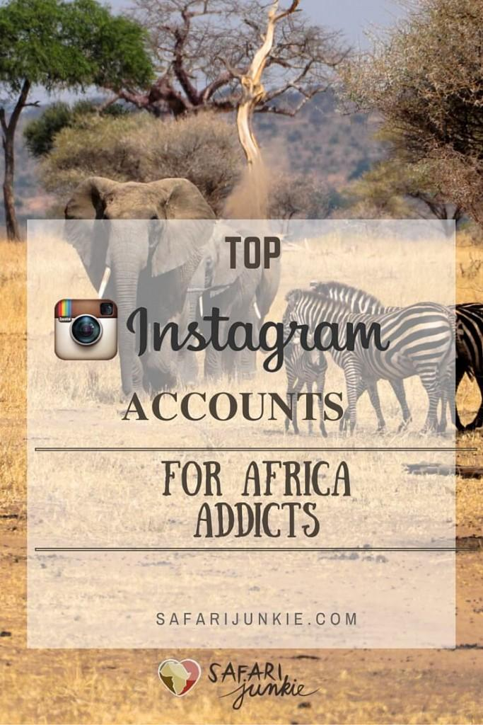 instagram top africa travel photos safaris