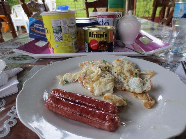 kili cottages moshi review breakfast