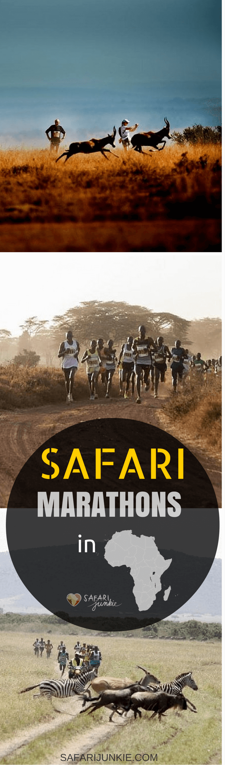 SAFARI marathons africa