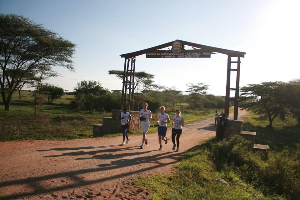 serengeti marathon tanzania