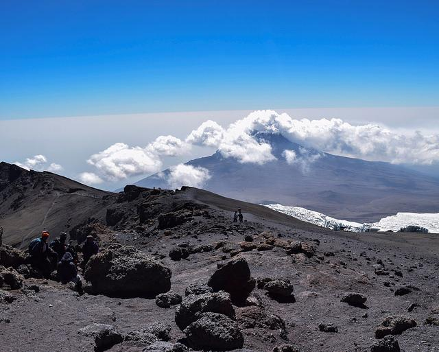 Climbing Kilimanjaro first time Marangu route