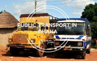 Guide to Public Transport in Ghana
