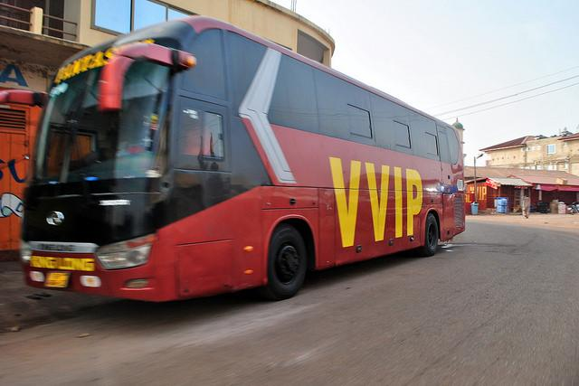 Guide to Public Transport in Ghana bus travel