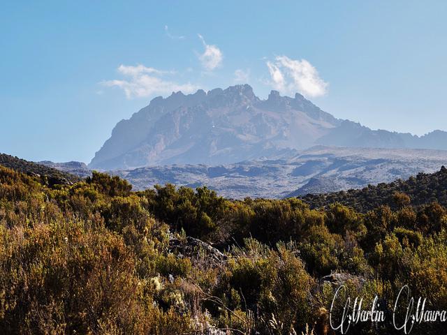 Kilimanjaro trekking Tanzania MArangu route