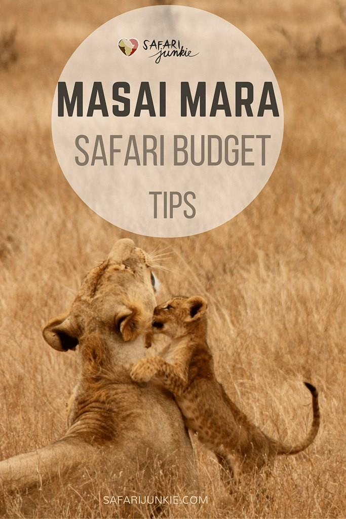 Masai Mara Safari on a Budget