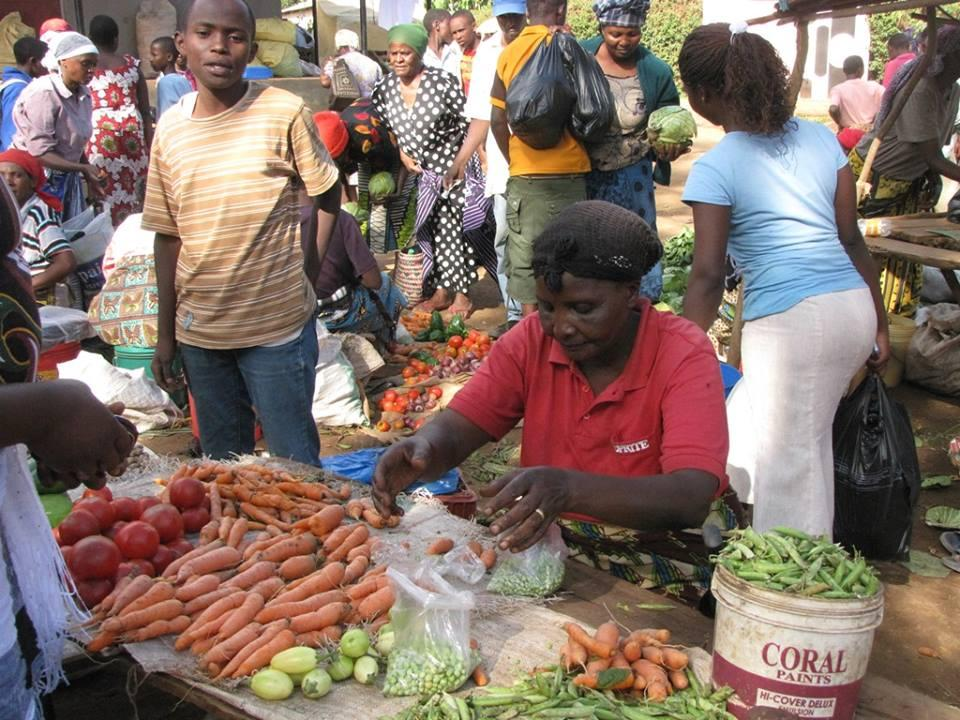 Spend Three Days in Chagga Village Tanzania local market visit