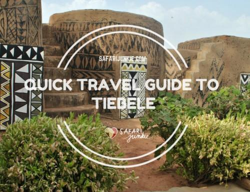 Tiebele Travel Guide