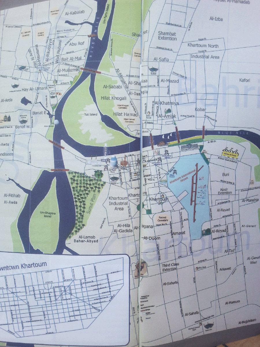 map-of-khartoum
