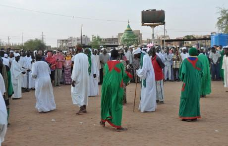 Sufi dancers Sudan travel guide