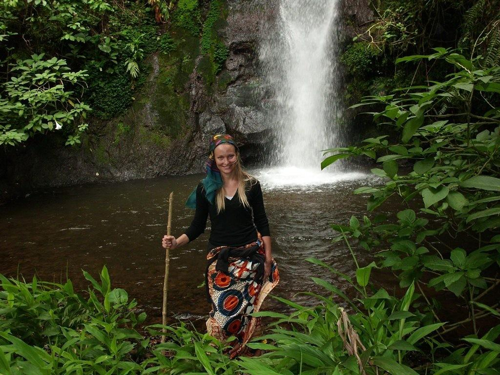 stay with local in Chagga willage Nkosalulu-Waterfalls