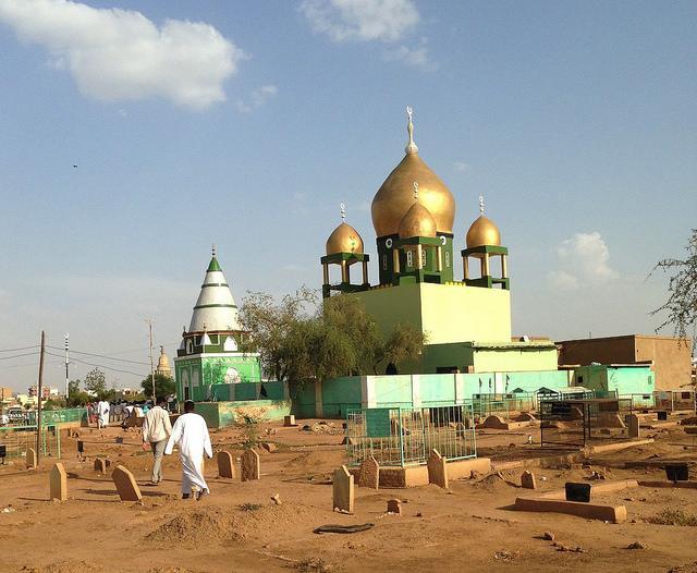 sufi dancers omdurman khartoum