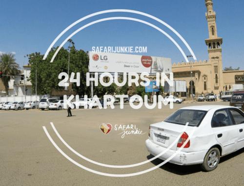 24 Hours in Khartoum Sudan