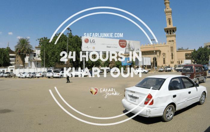 24 hours in Khartoum - things to do in Khartoum guide