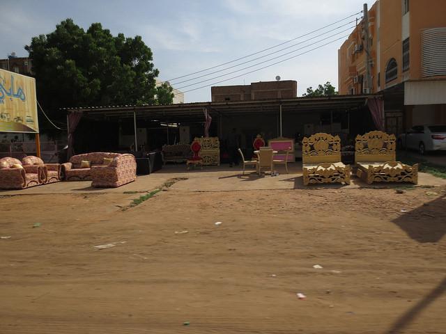 tuktuk khartoum ride