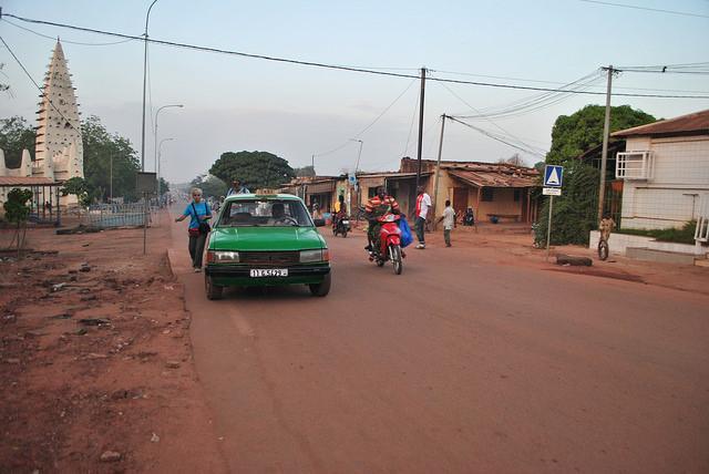24 hours in in Bobo Dioulasso Burkina faso
