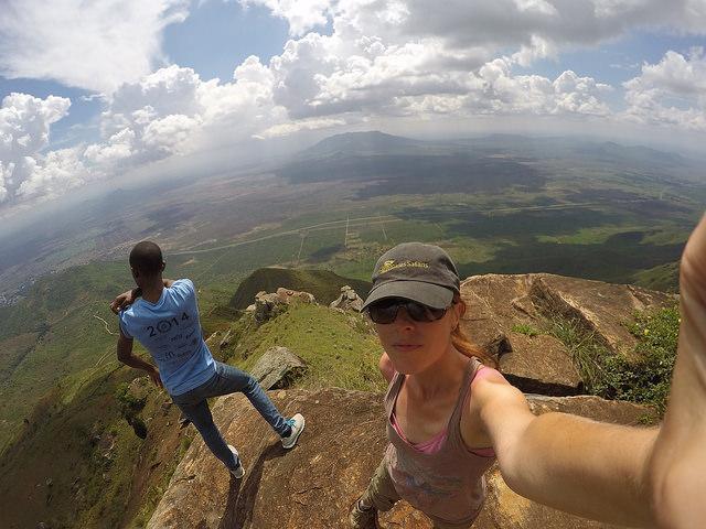 hiking usambara mountains from lushoto