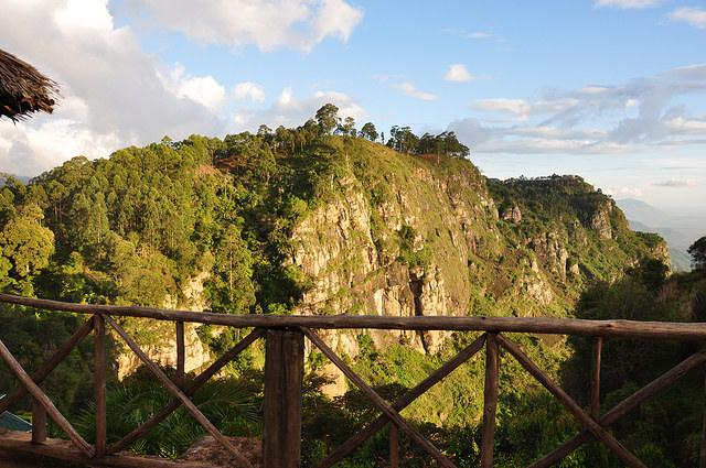 irente view cliff lodge lushoto review